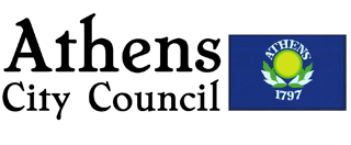 Athens City Council Logo Graphic