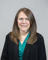 picture of city council clerk Debbie Walker 2018