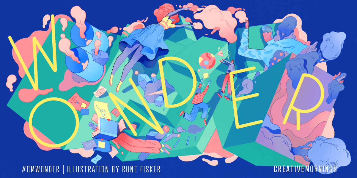 Creative Morning-Wonder 6.2019
