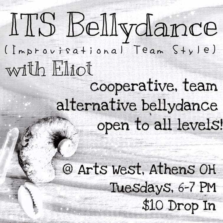 ITS Bellydance with Eliot 2.2020