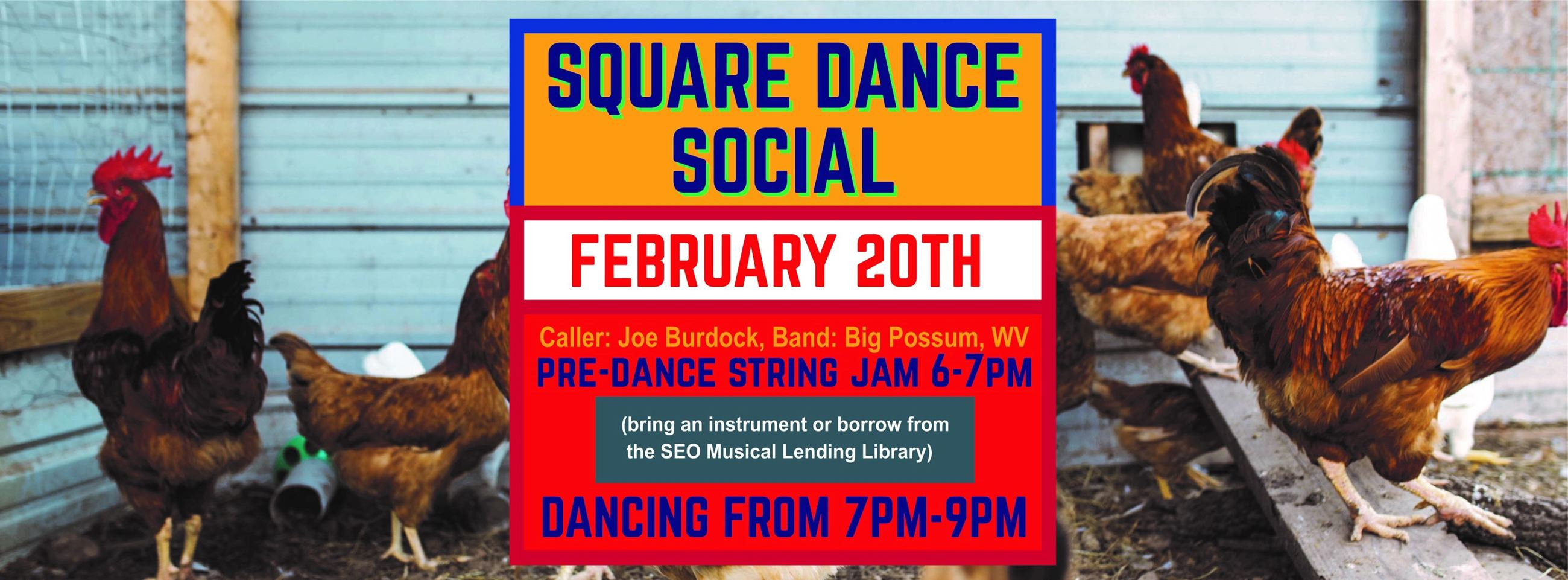 Square Dance Banner FEB 2020