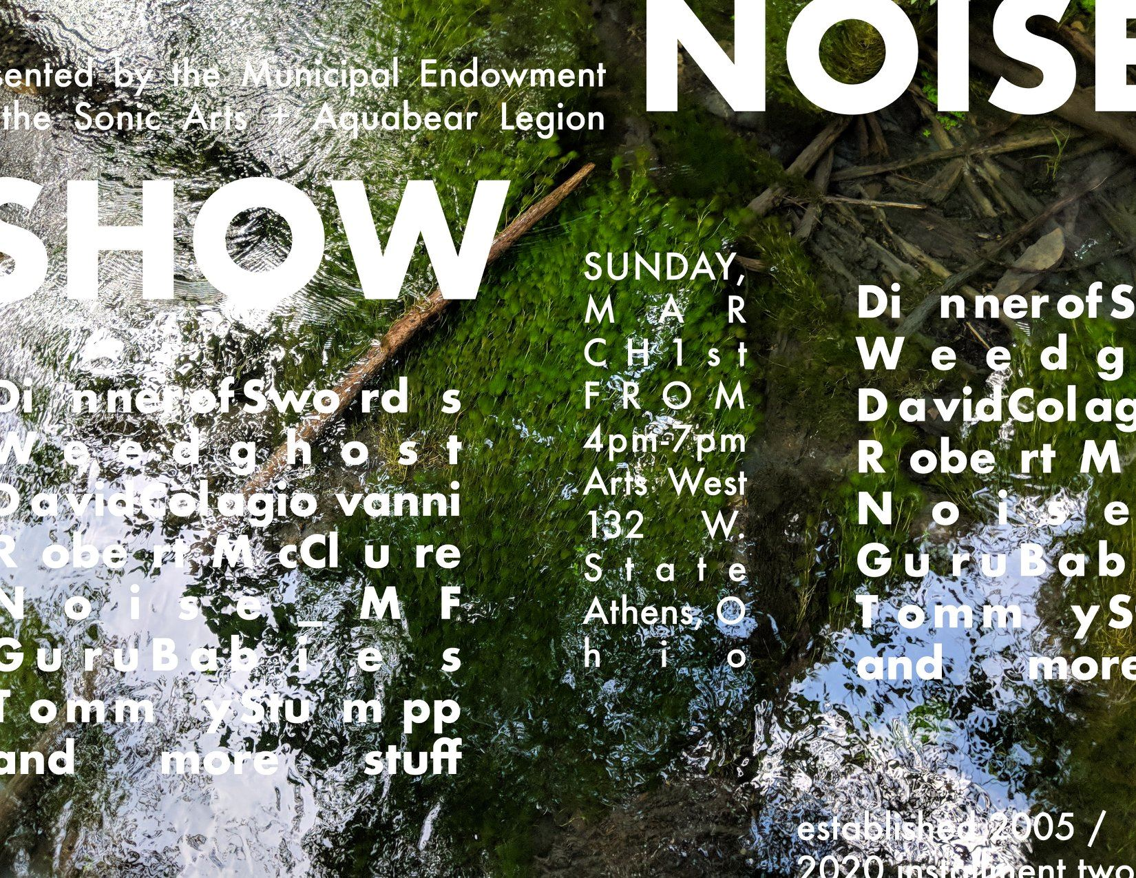 Noise Show_installment two