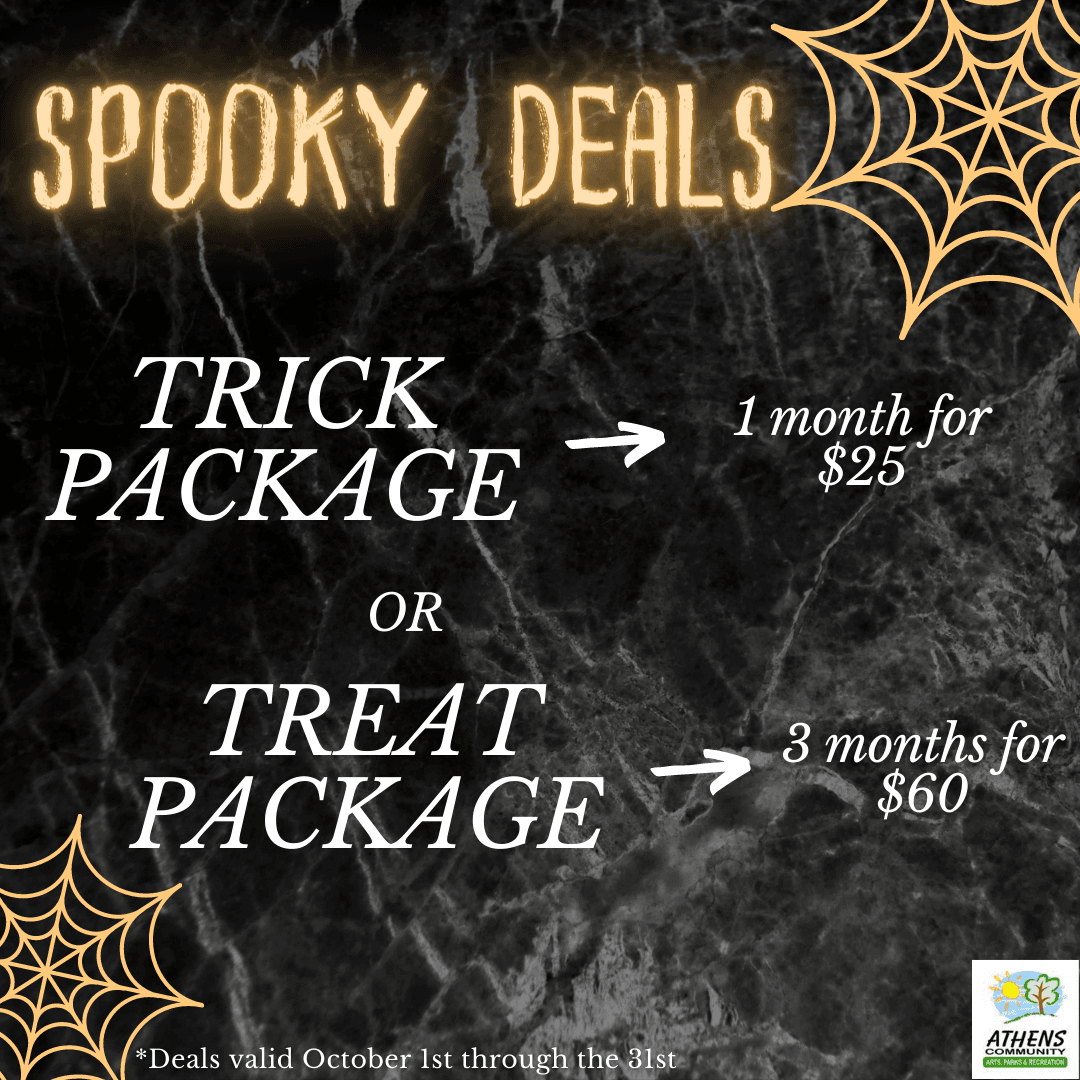 Spooky membership deals