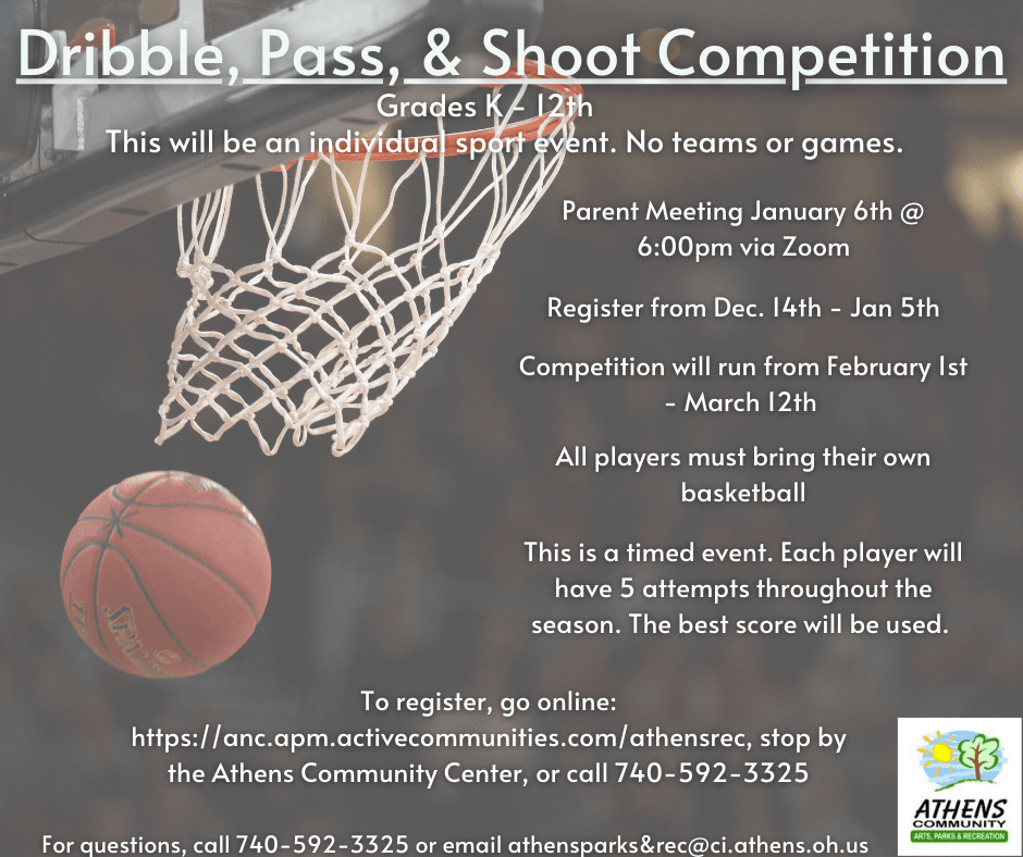 Dribble Pass Shoot Competition_2021