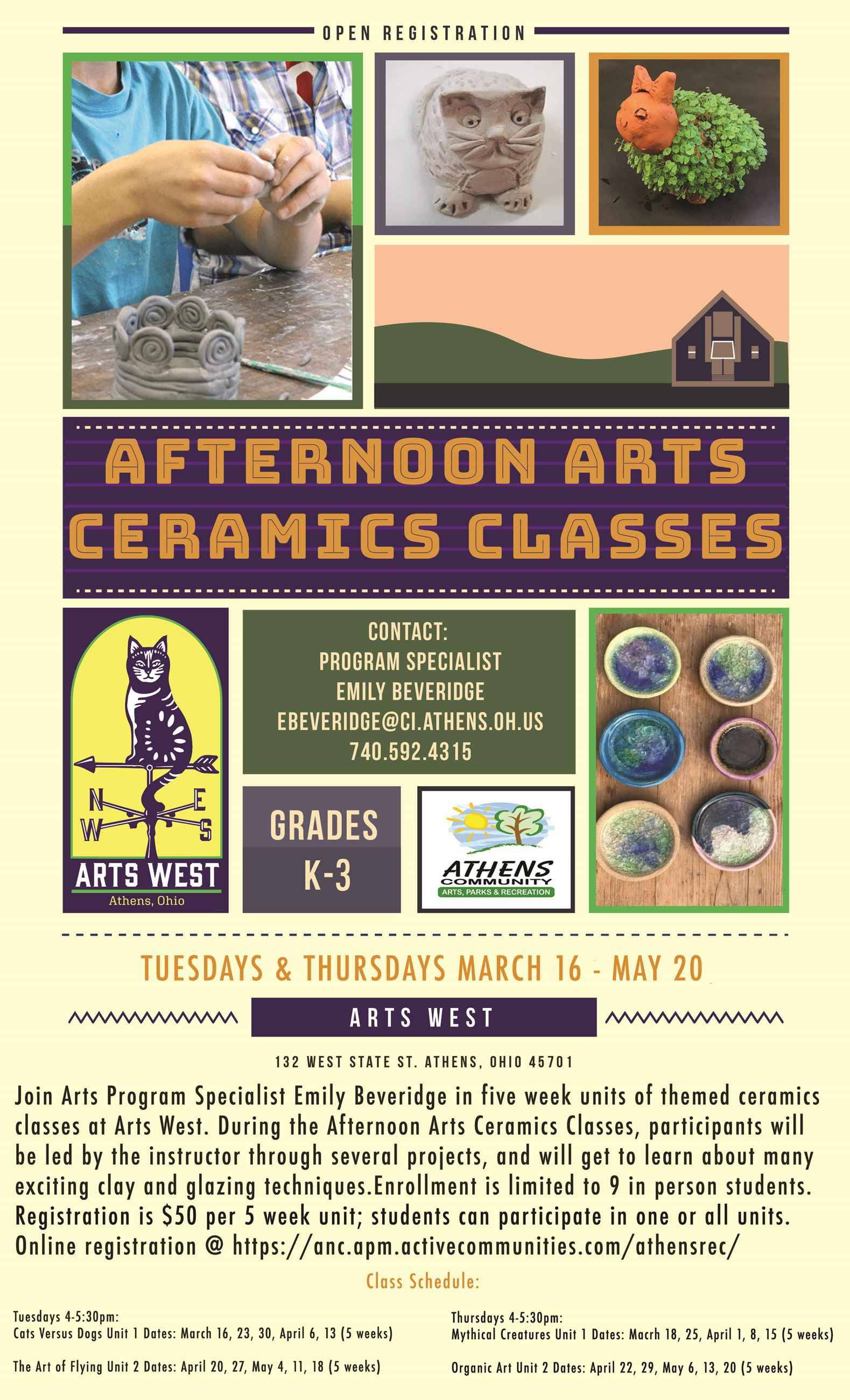 afternoon_arts_poster_ceramics
